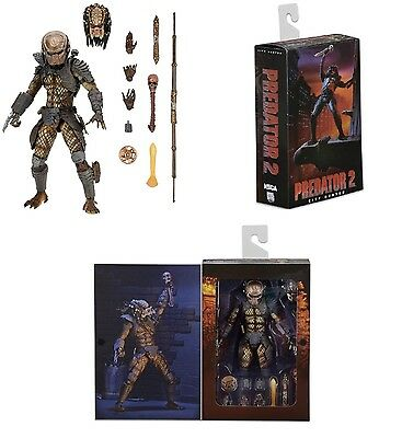 "NECA PREDATOR 2 ULTIMATE CITY HUNTER 7"" SCALE ACTION FIGURE (8""/20cm)"