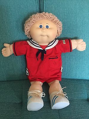 1985 Cabbage Patch Kid - Sailor