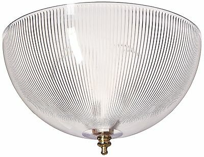"""Westinghouse 81493 (FMR Angelo Bros) Clip-On Shade 8"""" x 4"""""""