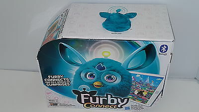 Furby Connect ~Blue~ Brand New In Box FREE SHIPPING (bluetooth)