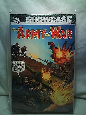 Showcase Presents Our Army at War 500 pages DC Comics issue 1
