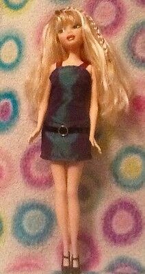 BARBIE Unusual My Scene KENNEDY with AWESOME DRESS and FREE SHIPPING!!!