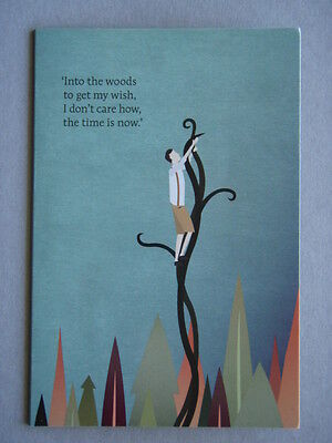 Avant Card #17920 2014 Into The Woods Postcard