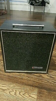 Retro Cool National Portable Stero Speakers 1970's