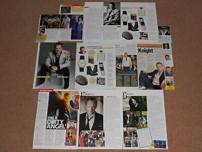15- PAUL BETTANY Magazine Clippings