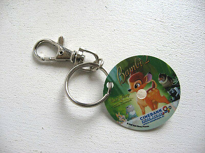 Porte Cle Cinebank Cinema Film : Bambi 2  / Keychains Pc9