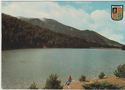 Carte Postale Andorre - Vallees D'andorre - Lac D'engolasters