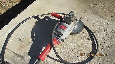 Milwaukee Model 6096 7 / 9 inch Angle Grinder, HEAVY DUTY (parts or repair)