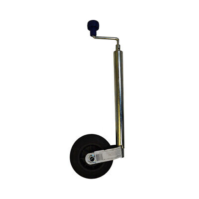 34mm trailer jockey wheel and clamp For Daxara trailers Free p/p