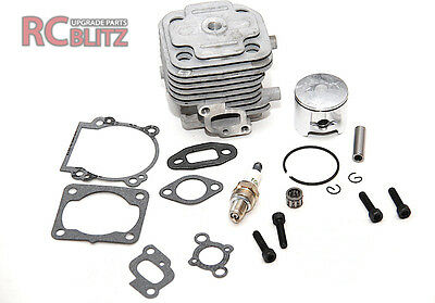 29Ccm Tuning Big Bore Kit 4 Loch Buggy Zenoah Cy (Bj234)