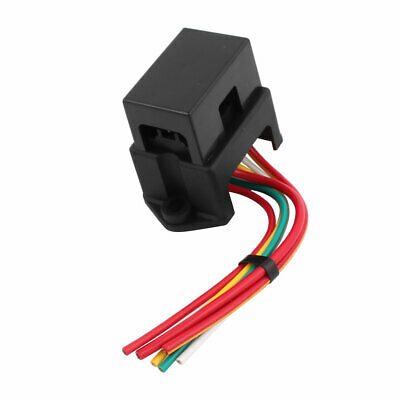 hs-004 4 road with wire modification basic block auto car fuse box w fuse
