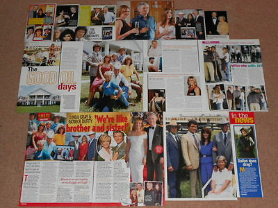 15- PATRICK DUFFY Magazine Clippings