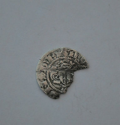 Unreached Hammered coin