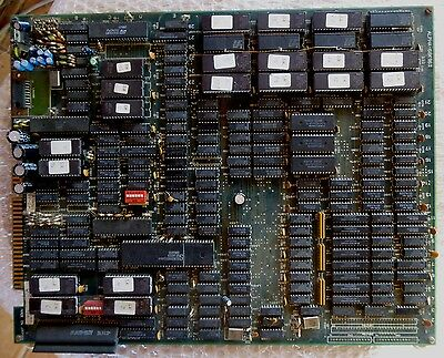 PCB Videogame SKY SOLDIER by SNK Jamma TESTED 100% WORKING