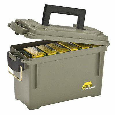 Shooting Sports Plano Field Ammo Box Ammunition Storage Waterproof Clay 994043