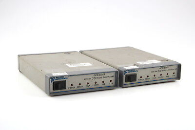 National Instrument NI GPIB-232CT.256K RS-232 to GPIB Interface Controller 18045