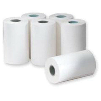 "2 1/4"" x 80' Ft. Thermal POS Paper- First Data Clover Mini/ Mobile (6 rolls)"