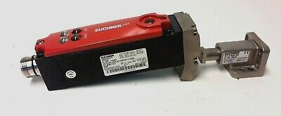 Euchner CET2-AR-CRA-AH-50X-SH-110205 Non Contact Safety Switch w/ CET-A-BWK-50X