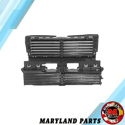 2013-2016 Ford Fusion Front Radiator Shutter W/o actuator motor   DS7Z-8475-A