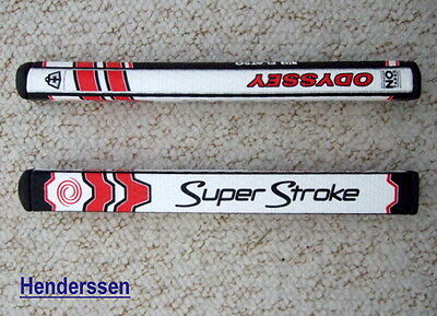 Just In -  Odyssey Superstroke Flatso 1.0 Toe Up Counter Core Putter Grip