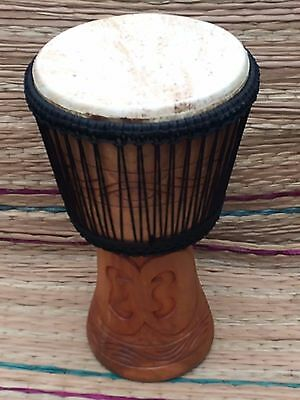 """Genuine African Double Weave Professional 14"""" Djembe drum"""