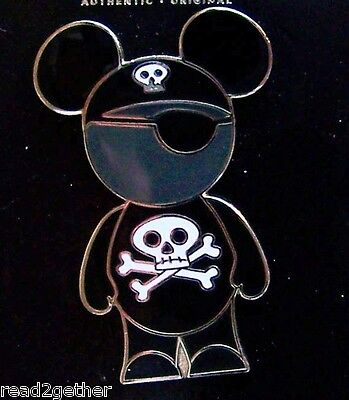Pirate Mouse Ears People Disney Pin