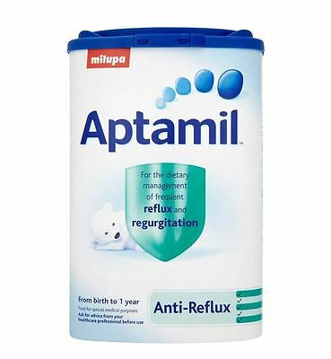 Aptamil Anti-Reflux From Birth to 1 Year 800g - 3 Pack