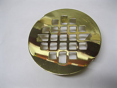"""Lot of 10 Oatey Casper's Snap In 4.25"""" Shower Strainer Drain Grill, Grate, Cover"""