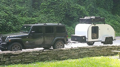 GFA BR95XOR Extreme Offroad Camping Trailer Teardrop RV