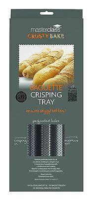 Master Class Crusty Bake Non-Stick Baguette Tray by Kitchen Craft