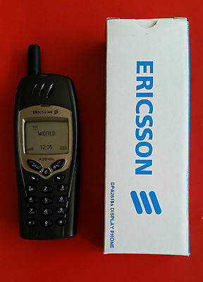 "ERICSSON A2618s ""Black"" Handy DUMMY Attrappe - RETRO, VINTAGE, REQUISIT, SAMMLER"