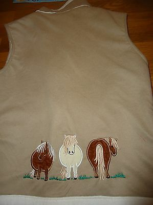 Shires classics country wear age 4-5 gilet