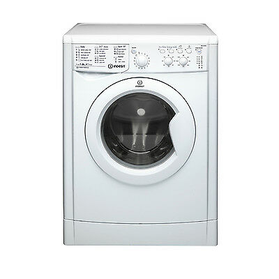 Indesit IWC81482ECOUK Washing Machine, 8kg Load, 1400 RPM Spin Speed - White