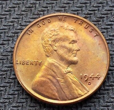 1944 - D 1C Lincoln Cent