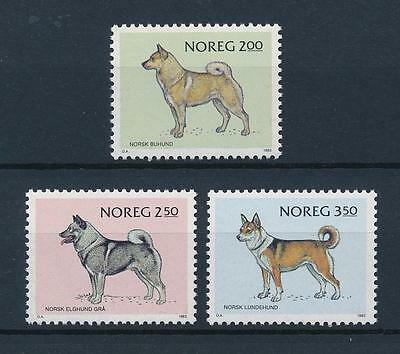 [38323] Norway 1983 Animals Dogs MNH