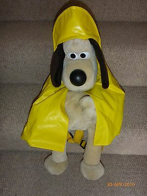 Wallace & Gromit backpack (90's original)