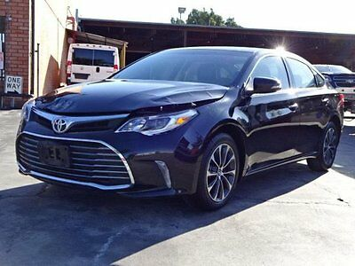 2016 Toyota Avalon XLE 2016 Toyota Avalon XLE Damaged Salvage Only 22K Miles Loaded w Options Mist See!