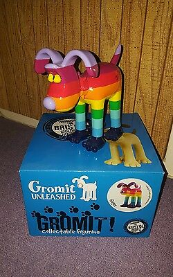 Gromit Unleashed Roger (Rainbow)