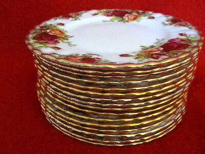 Royal Albert Old Country Roses  Bread Cake Plate