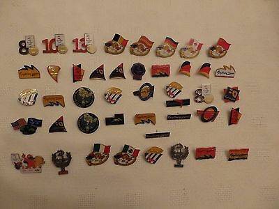 2000 Olympics - Sydney - Bulk Lot Of 44 Pin/badges - Excellent Condition