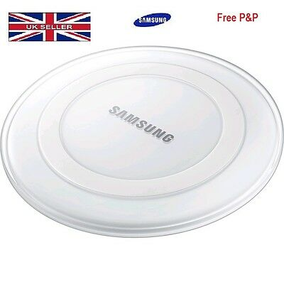 Samsung Wireless Charger Qi Charging Pad Plate Galaxy S8 S7 S6 Edge S5 Note 2 3