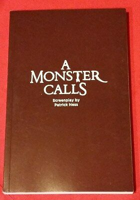A Monster Calls Fyc For Your Consideration 2016 Original Screenplay Script