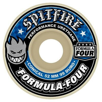 Spitfire - Formula 4 Conical 54MM 99D Skateboard Wheels