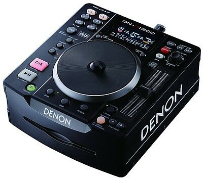 Denon DN-S1200 Single CD Player with USB - NEW!
