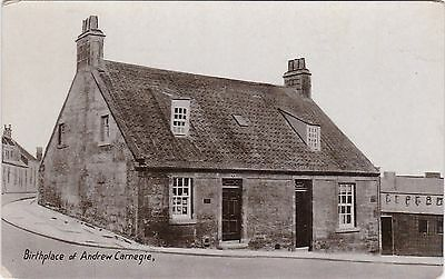Birthplace Of Andrew Carnegie, DUNFERMLINE, Fife