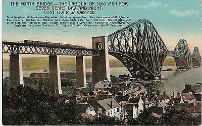 The Forth Bridge, NORTH QUEENSFERRY, Fife