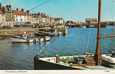 The Harbour, ANSTRUTHER, Fife