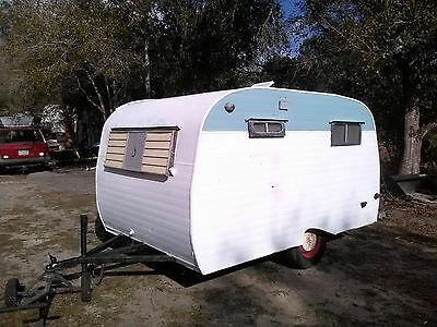 1967 Serro Scotty Tonga Camper BARN FIND  DELIVERY AVAILABLE