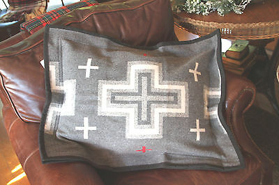 "PENDLETON WOOL PILLOW SHAM  "" SAN MIGUEL "" 20 x 26 INCHES  NEW WITH TAGS"