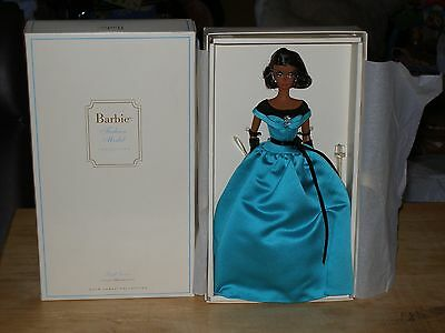 2013 Ball Gown Barbie Doll Fashion Model Collection Gold Label